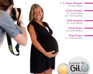 Guia Mamãs e Bebés lança desafio a futuras mães