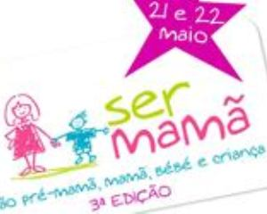 Salão Ser mamã na Exponor