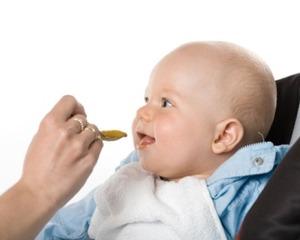 Quando introduzir os primeiros alimentos sólidos?