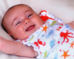 O seu bebé tem 2 meses, Segunda semana!
