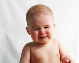 Dos 0 aos 6 meses: Choro do bebé
