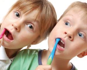 Dentes saudáveis = mente perspicaz