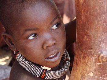 Criança africana