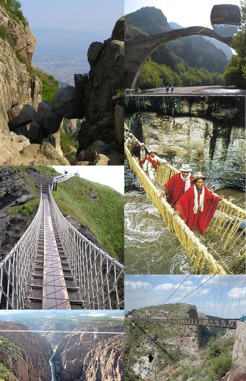 Pontes Estranhas