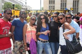 Estudantes de Cabo Verde em Portugal