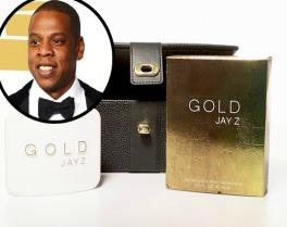Jay-Z lança perfume masculino