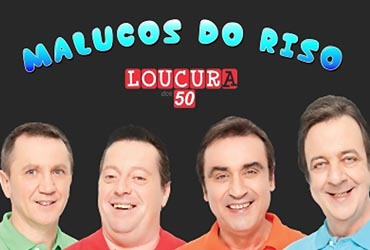 Malucos do Riso au Trianon