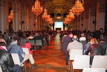 Nuit de Gala à l'Hôtel de Ville de Paris