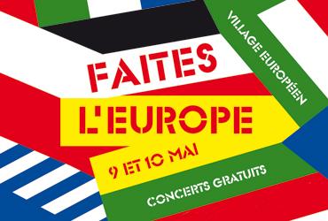 Cap Magellan fête l'Europe les 9 et 10 mai !