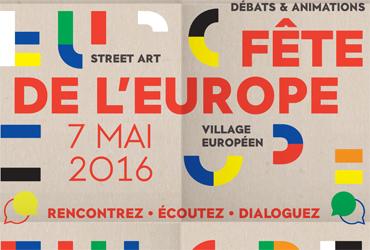 Cap Magellan fête l'Europe le 7 mai prochain !