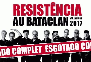 La richesse lusophone au programme du concert de Resistência