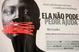 Tráfico de seres humanos exige legislação