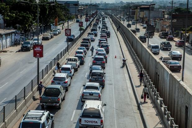 O trânsito e a produtividade
