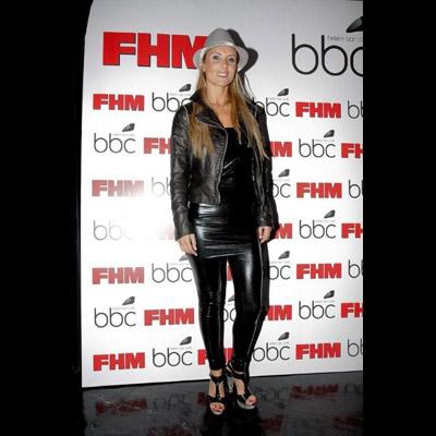 Filipa de Castro foi a rainha da festa que a revista masculina portuguesa FHM organizou na discoteca BBC, em Lisboa, para agradecer às beldades que se têm despido (mais ou menos) para as suas edições. O número de Abril, em que ela posou sem complexos, foi o mais vendido de 2009. Veja quem mais se divertiu nesta noite FHM. (Fotos: Gonçalo Português/SapoFama)