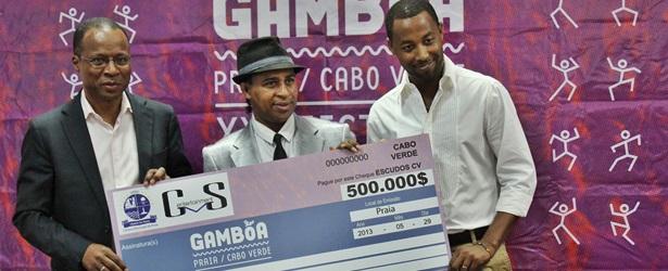 500 Contos da bilheteira do Gamboa revertem a Jorge Neto