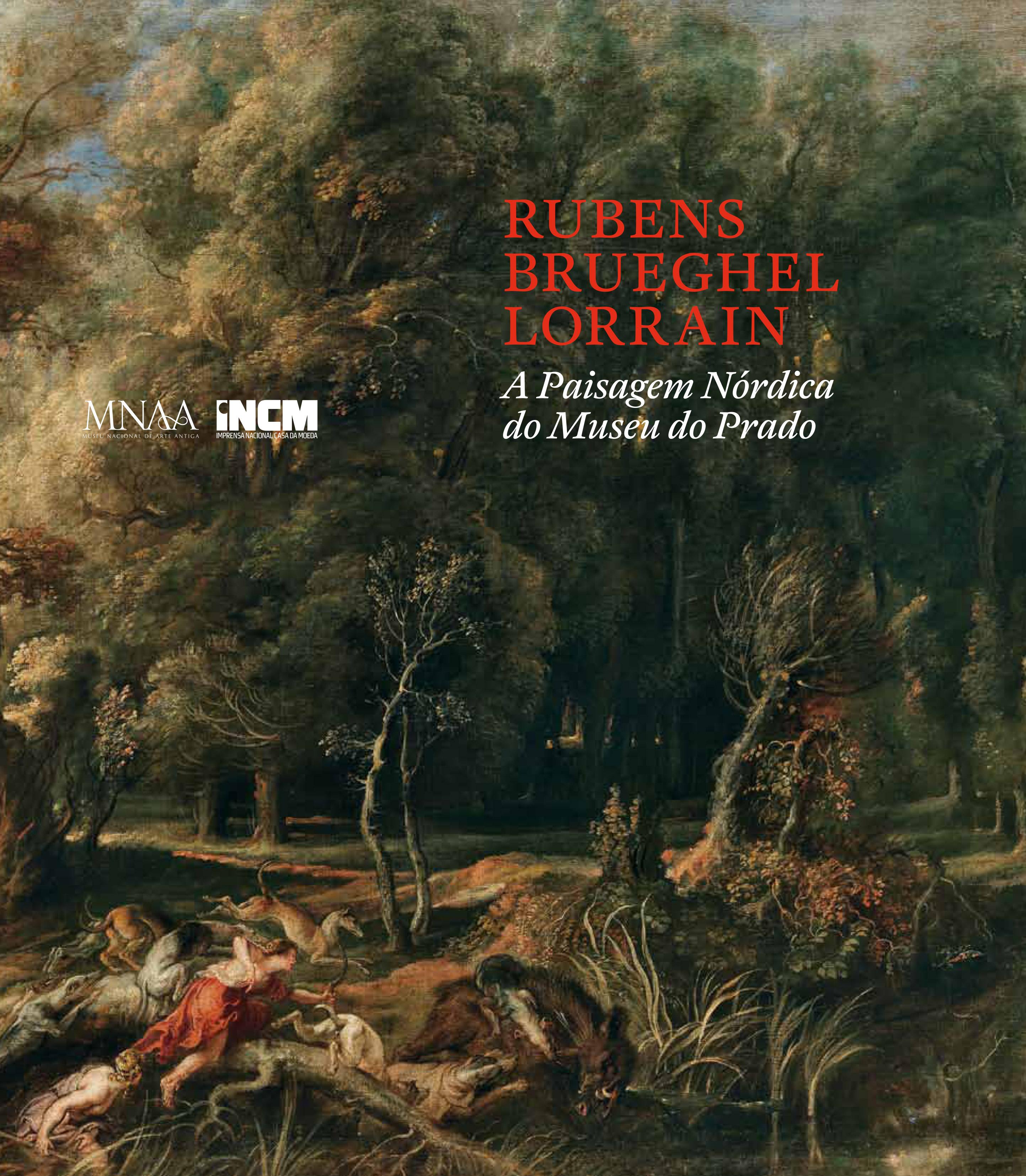 Catálogo exposição Paisagem Nórdica