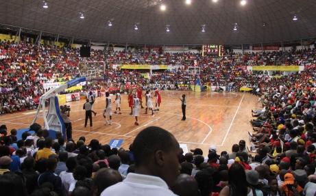 Catedral do basquetebol moçambicano
