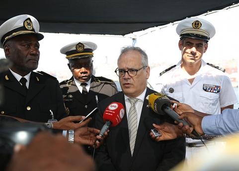 4181f993b0 Efectivos da Marinha em exercícios sobre segurança | Política ...