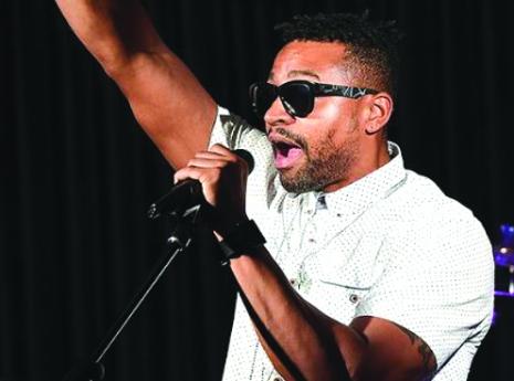 Rapper Wordsmith Fortalece Cooperação Cultura Jornal De
