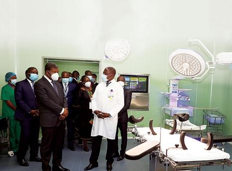 Unidades hospitalares de referência vão atender a região Leste do país