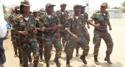 29519f9175 Novos oficiais na Marinha | Política | Jornal de Angola - Online