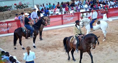17b8f051b O Centro Equestre dos Barracões é um ponto de atracção turística da cidade  do Lubango e de formação de praticantes de hipismo para participação em ...