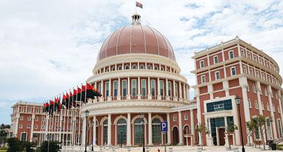 Parlamento tem nova sede pol tica jornal de angola for Parlamento on line