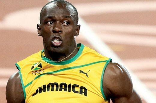 Em seu último Mundial, Bolt fica em terceiro nos 100 metros