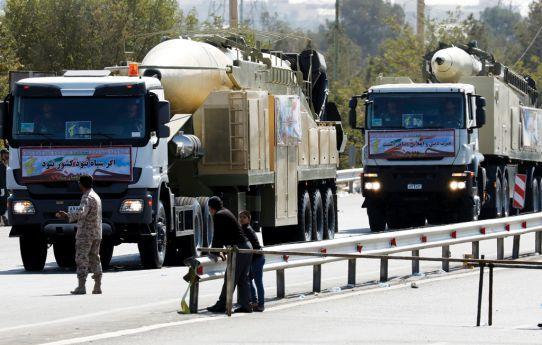 Irão testou com sucesso míssil de médio alcance