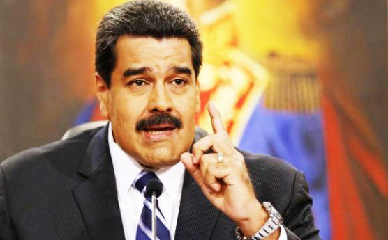 Maduro agradece Putin por apoio russo à Venezuela em momentos difíceis