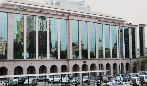 Ministerio das finanças