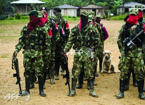 Chefe de frente da guerrilha ELN morre em operação militar na Colômbia