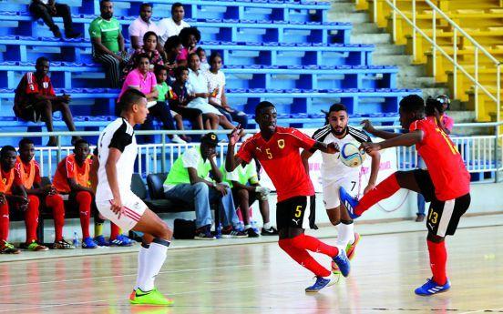 Futsal prepara jogo frente aos egípcios  e3bf832affc17