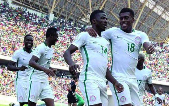 Nigéria joga pela honra africana ante a Argentina  1565f7dcf3cad