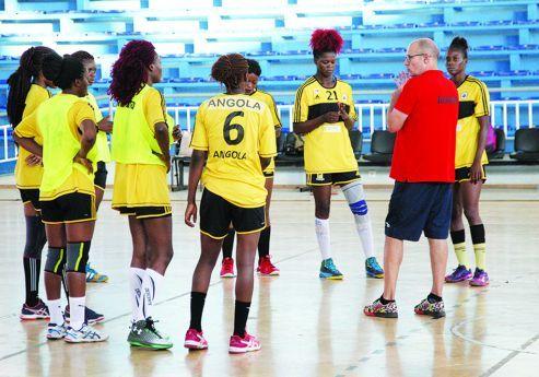 equipa feminina projecta africano desporto jornal de angola online