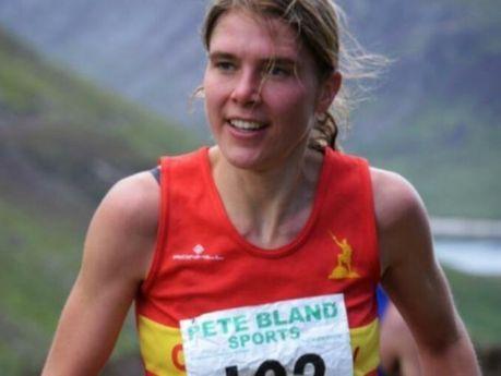 6498731dc Jasmin Paris é a primeira mulher a vencer ultramaratona de 439 quilómetros