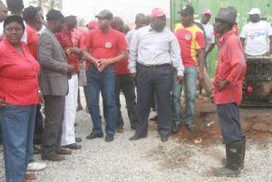 Secretário da JMPLA pediu à juventude para ajudar nas acções de reconciliação