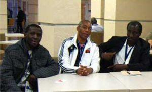 Pedro Chambule é presidente da Federação Moçambicana de Xadrez