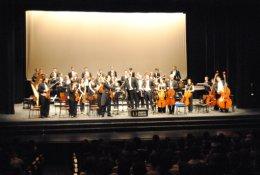 Concerto de Ano Novo abre oficialmente temporada da Orquestra Clássica do Sul