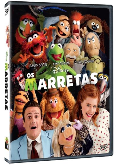 Os Marretas - Ganhe DVDs