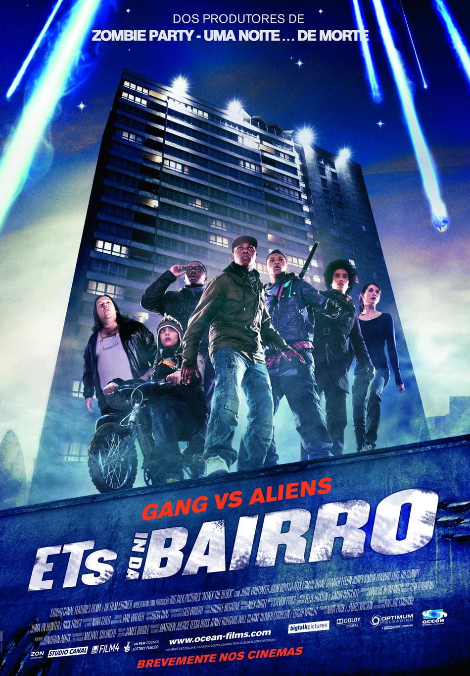 ETs in Da Bairro