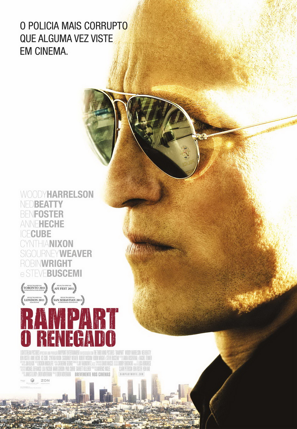 Rampart - O Renegado