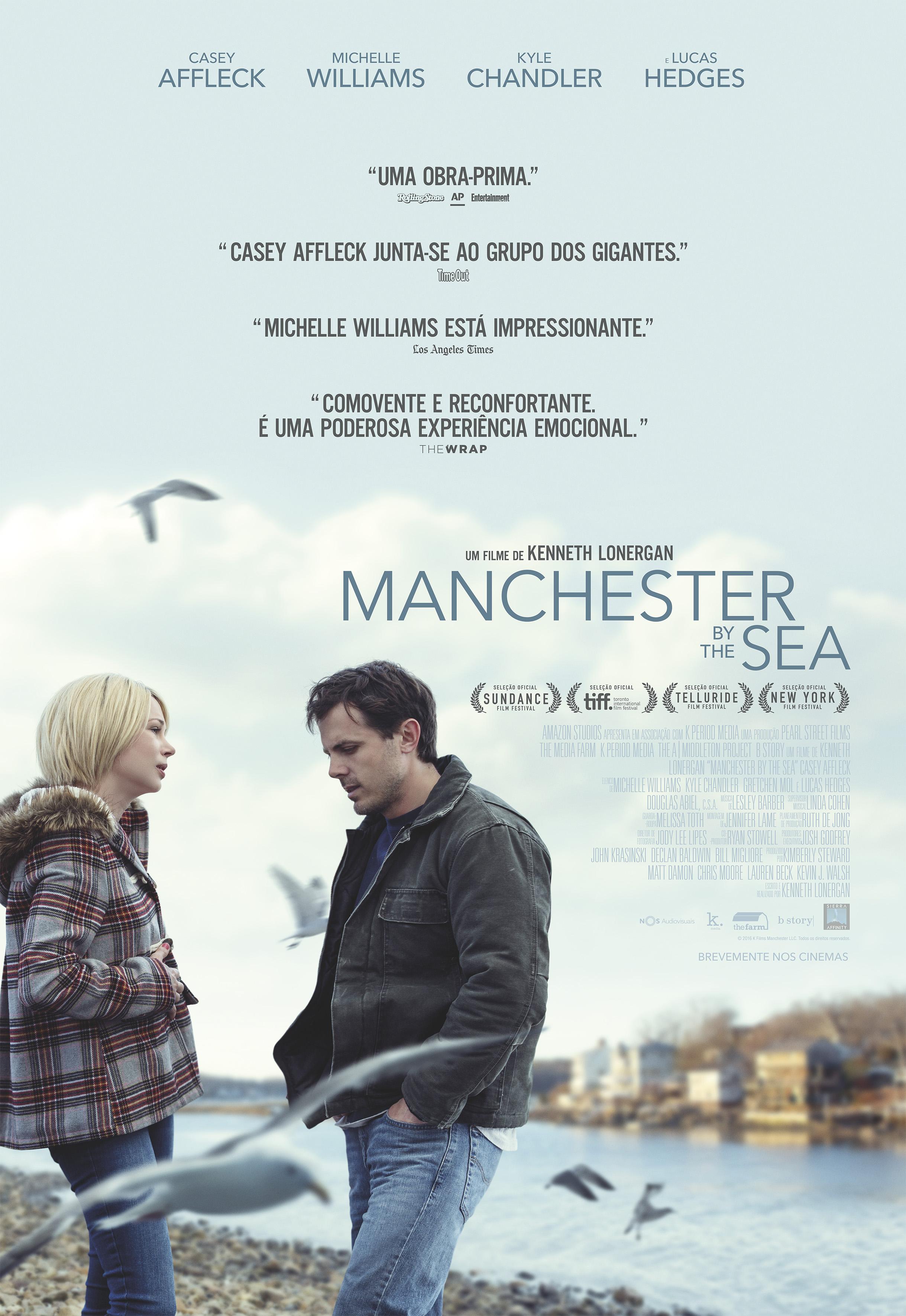 Manchester by the Sea: Ganhe convites para antestreias