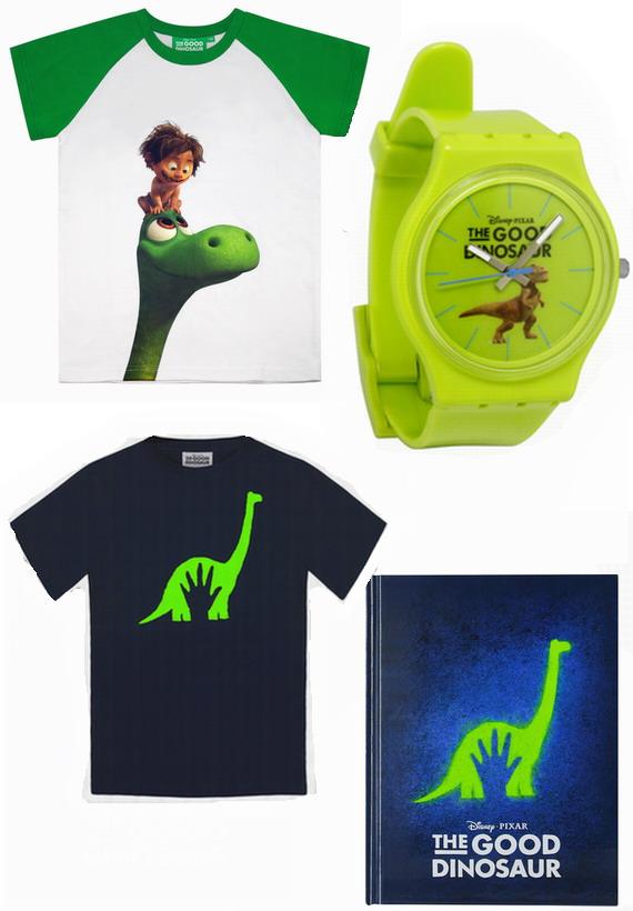 A Viagem de Arlo (The Good Dinosaur): ganhe merchandising