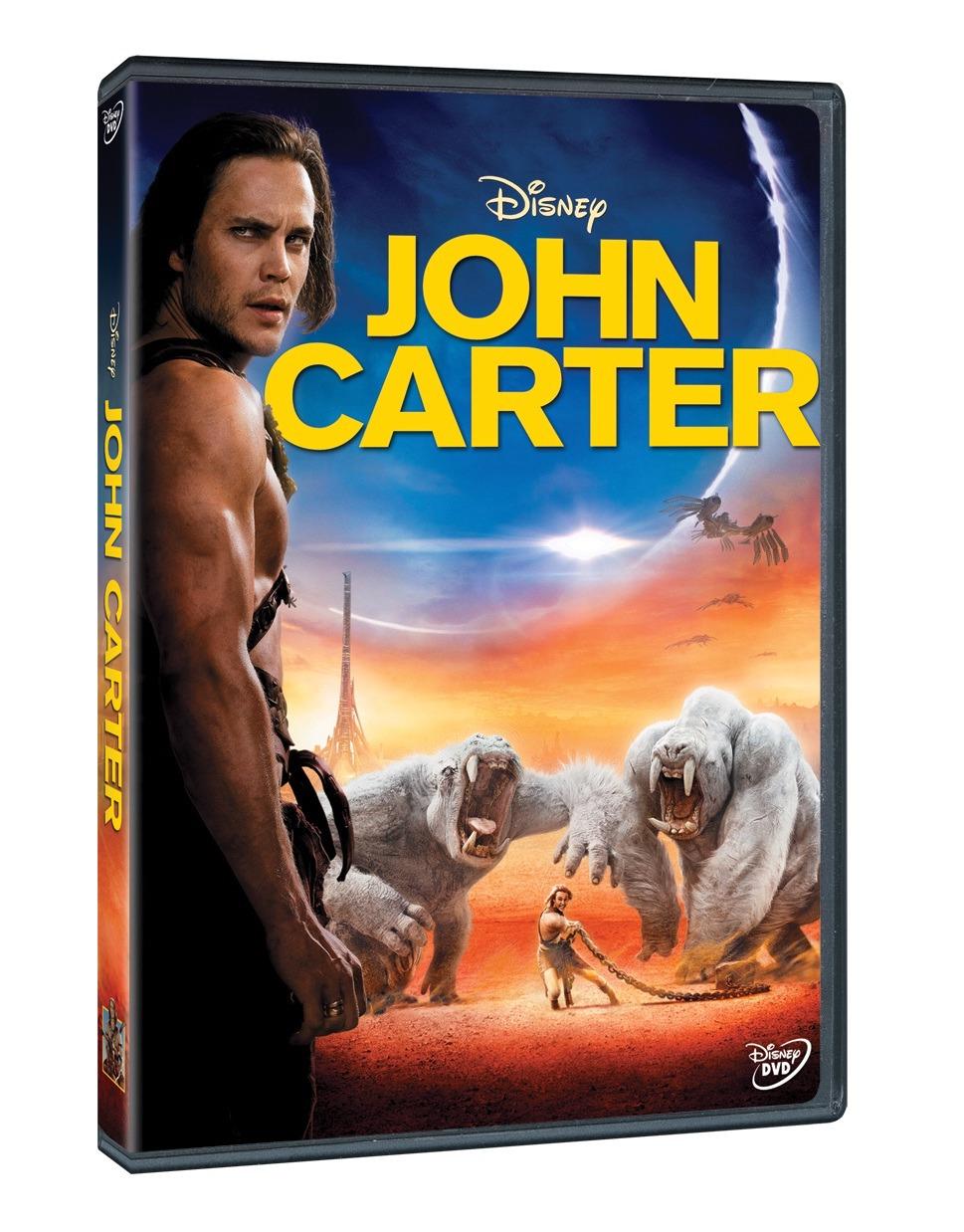 John Carter - Ganhe DVDs