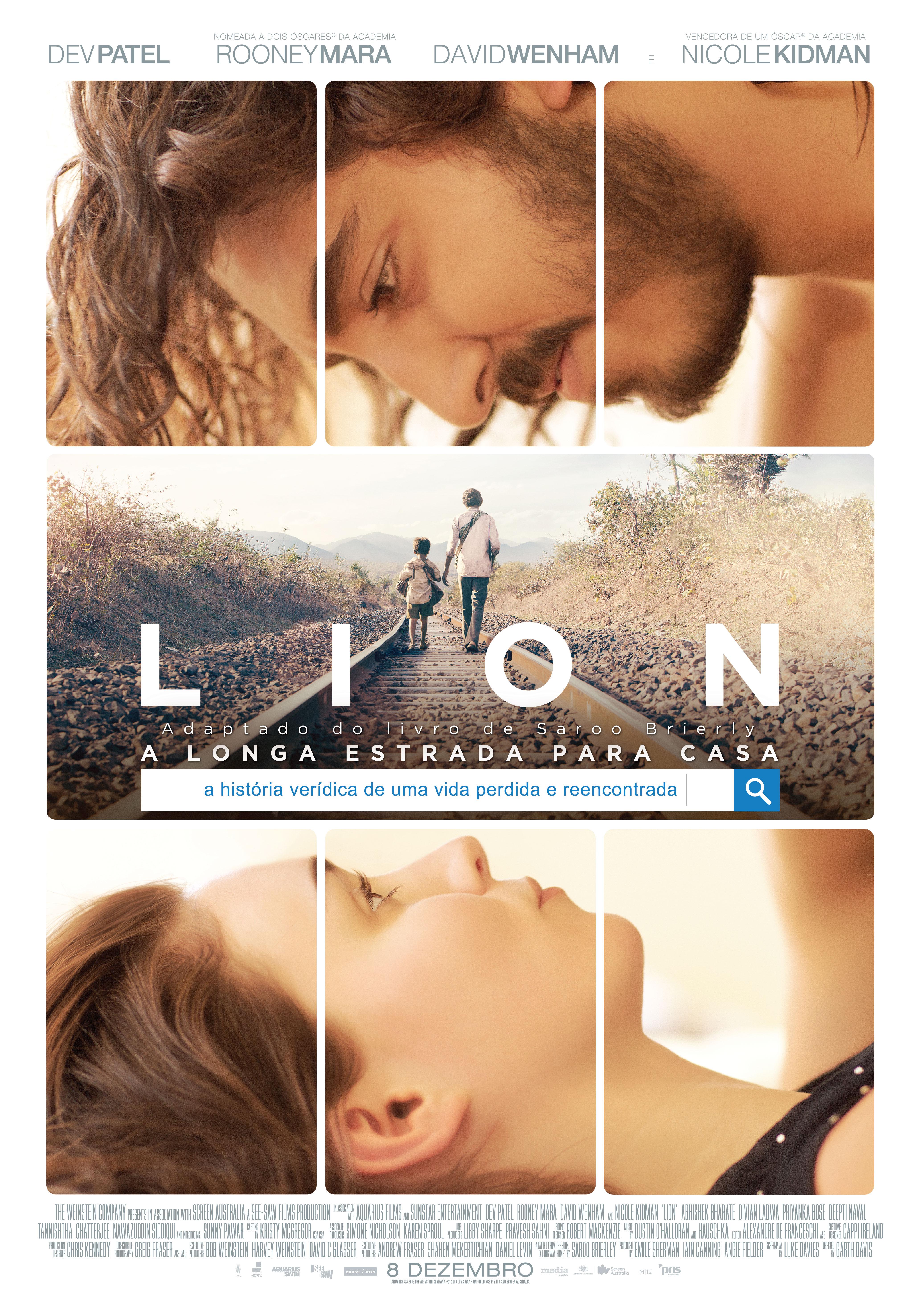 Lion - A Longa Estrada Para Casa: Ganhe convites para antestreias