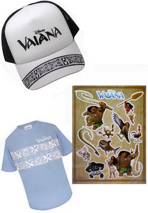 Vaiana: Oferta de merchandising