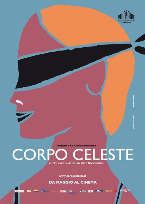 Corpo Celeste - 8 1/2 Festa do Cinema Italiano
