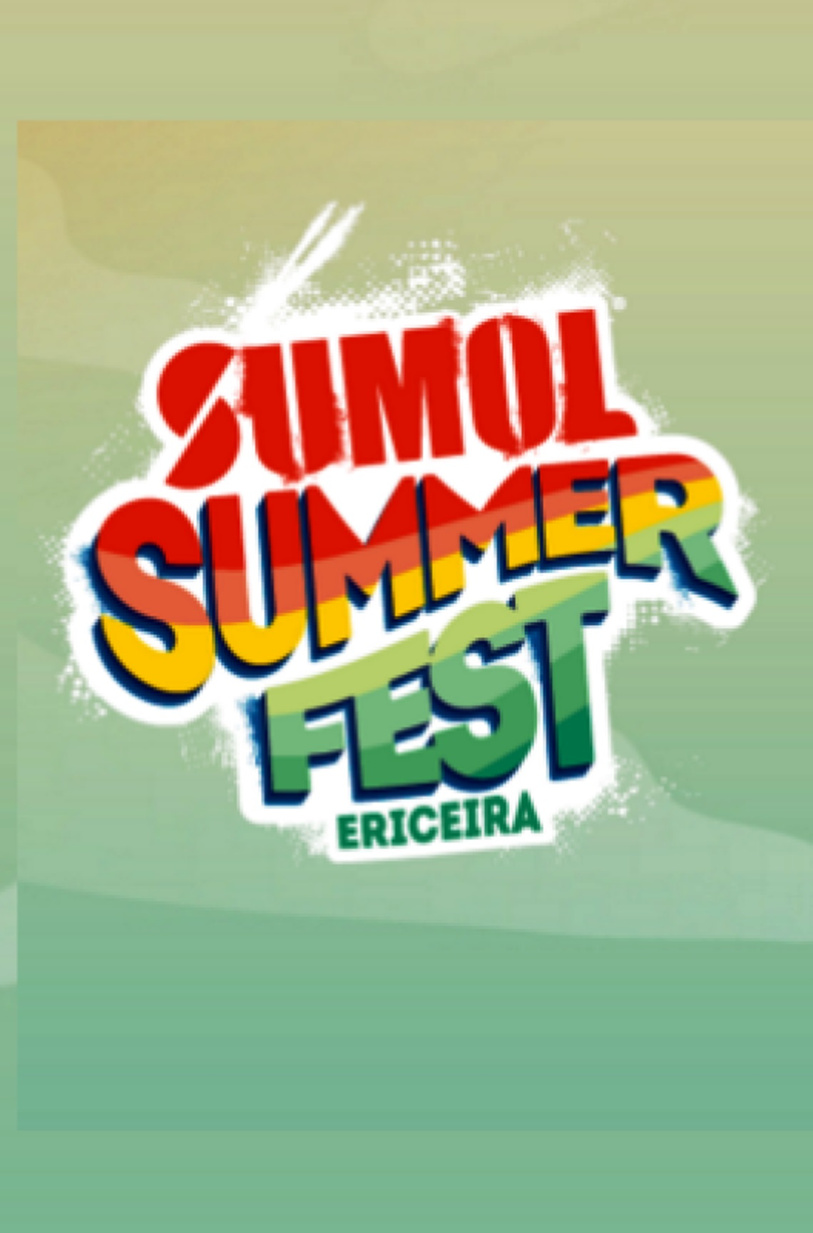 Sumol Summer Fest: Ganhe convites duplos
