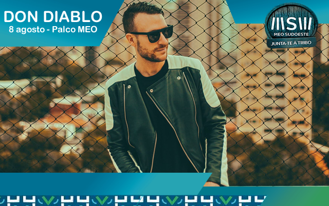 Don Diablo no MEO SW